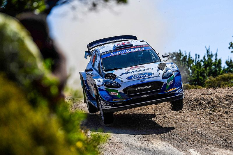 COVID restrictions force M-Sport to skeleton staff for Safari Rally