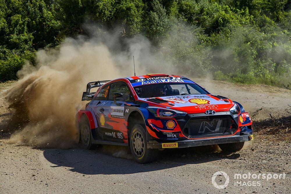 WRC, Rally Italia, PS5-6: Sordo torna secondo