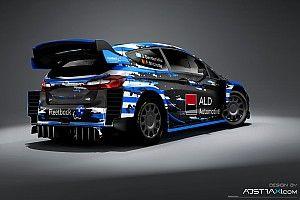 Serderidis zapowiedział Fiestę WRC