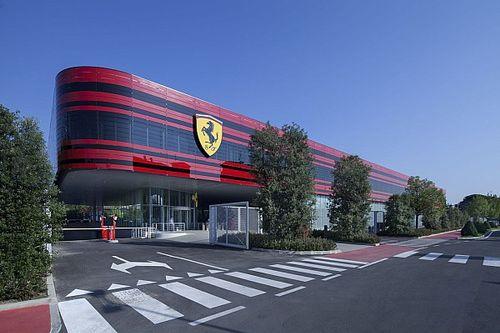 Ferrari, yeni simülatörün inşasını tamamladı