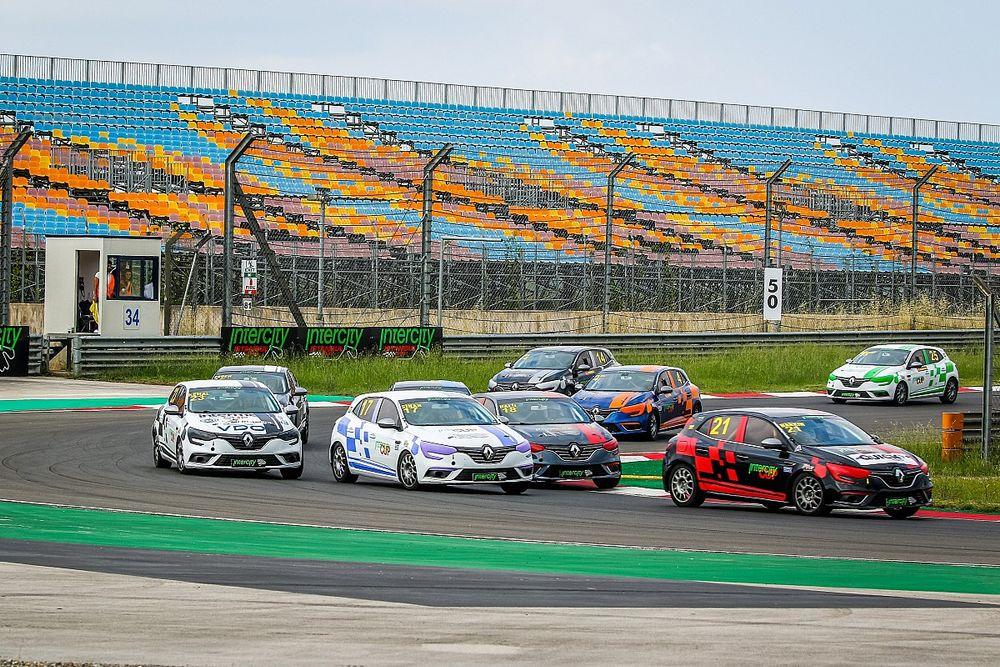Intercity Cup yarışlarının 3. ayağı tamamlandı