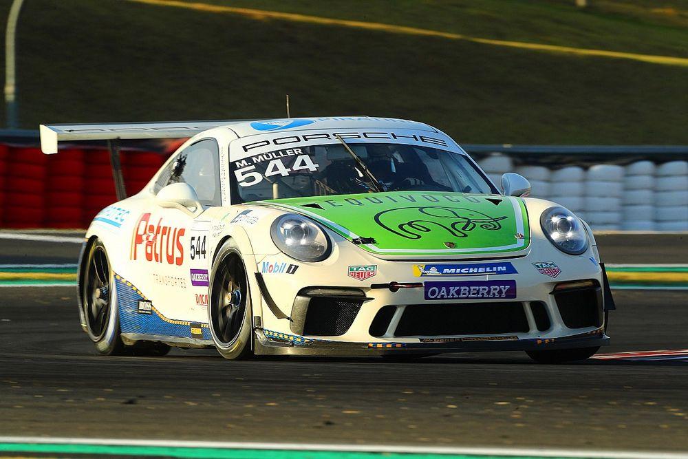 Porsche Cup: Equivoco Racing chega a Curitiba na luta pela liderança