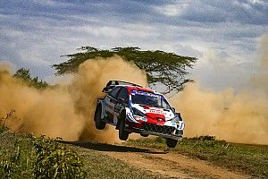 "Safari WRC: Evans rues clumsy error in ""painful"" retirement"