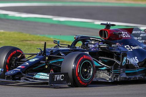"""Hamilton sortira """"l'artillerie lourde"""" pour les Qualifs Sprint"""