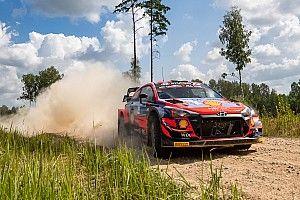 WRC, Rally Estonia, PS21: Neuville concede il tris