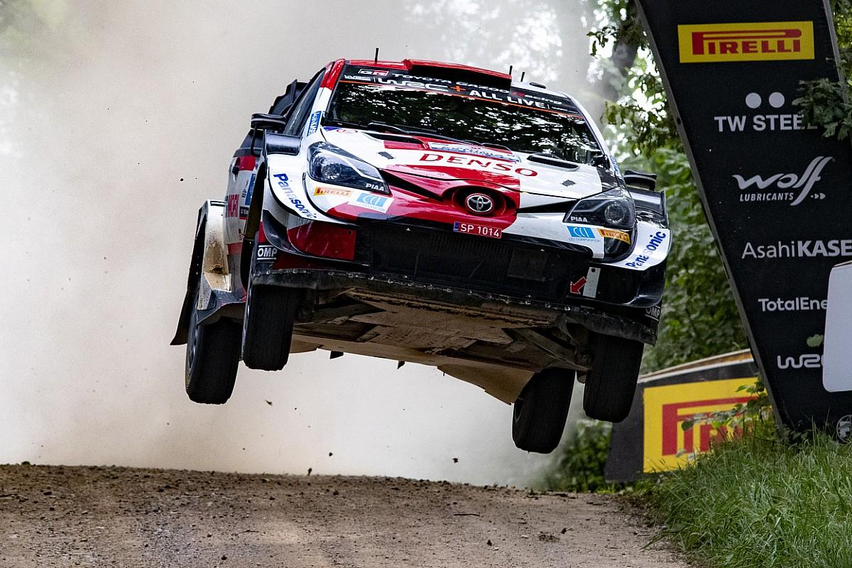 WRC, Rally Estonia, PS10-13: Rovanpera allunga ancora
