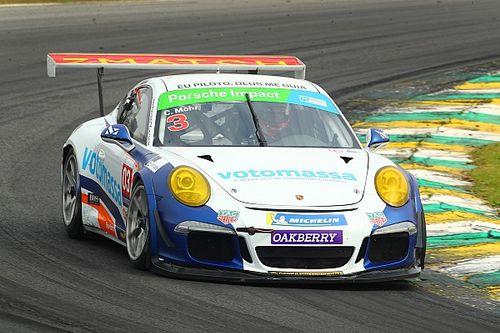 Porsche GT3 Cup: Mohr é o mais rápido em treino; Caio Castro e Edu Guedes lideram em suas classes