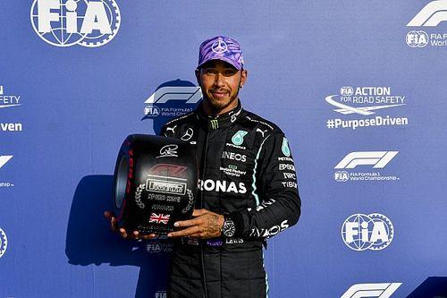 Hamilton szybszy od Verstappena