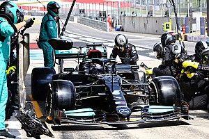 Los últimos planes de mejora de Mercedes para la F1 2021