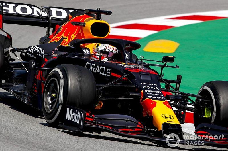 Verstappen verklaart negende plek op vrijdag van Spaanse GP