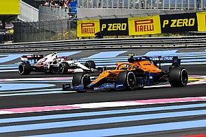 【F1動画】第7戦フランスGPフリー走行1回目ハイライト