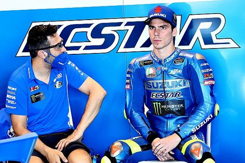 Mir: Vinales/Yamaha MotoGP situation like Messi's at Barcelona