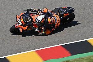 Oliveira klopt Yamaha's in tweede training GP van Duitsland