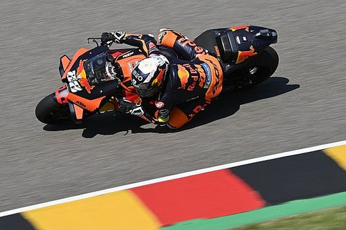 MotoGP, Germania, Libere 2: svetta Oliveira, Bagnaia ultimo