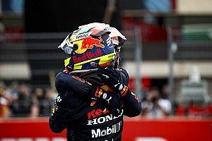 """F1 - Pérez fala sobre entrosamento com Verstappen após manobra na França: """"Teria feito o mesmo por mim"""""""