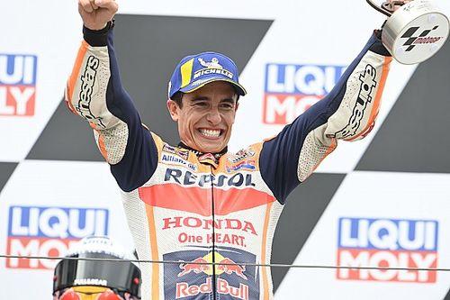 Marquez ha battuto anche la sua Honda per tornare alla vittoria