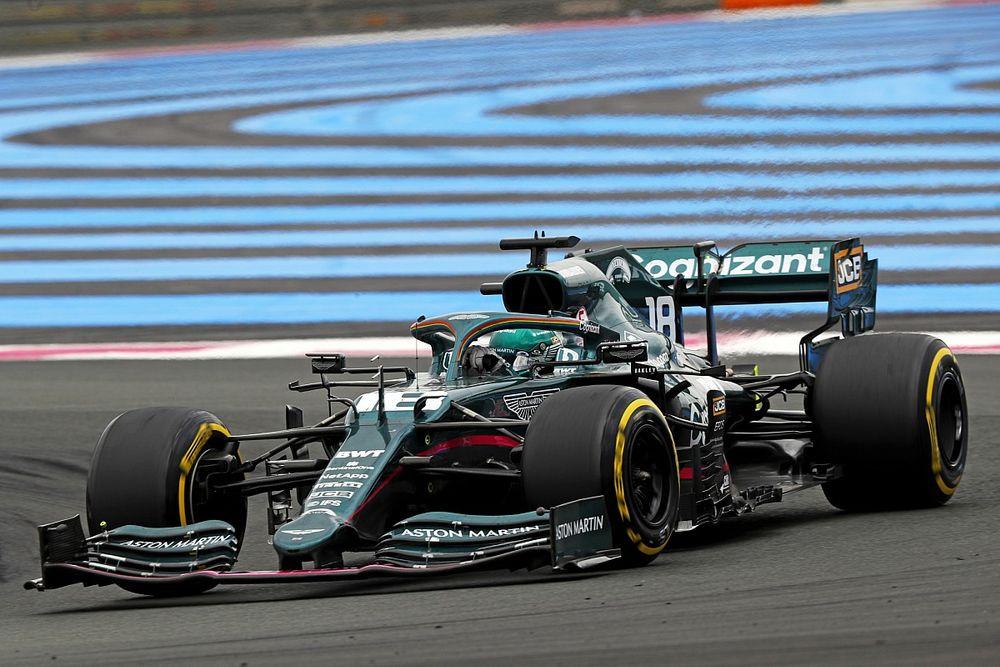 Aston Martin: Resultaat Franse GP ons antwoord op beschuldigingen