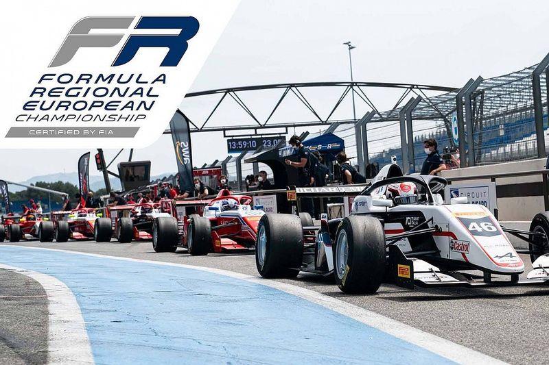 Suivez la Formule Alpine en direct vidéo sur Motorsport.com