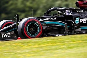 F1シュタイアーマルクFP3:好調アルファタウリの角田は5番手、トップタイムはメルセデスのハミルトン