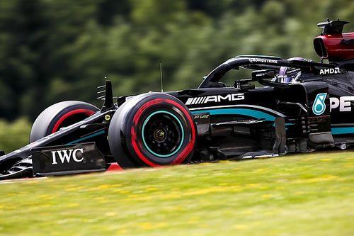 Hamilton supera a Verstappen en la FP3 de Estiria y Sergio Pérez es cuarto