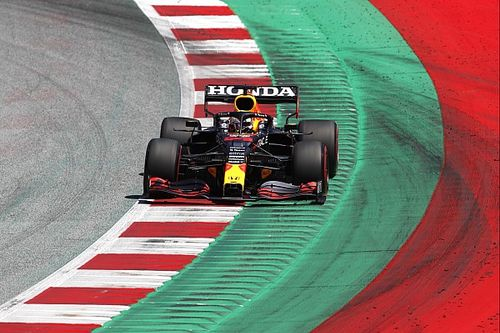 Grand Prix qualifying results: Verstappen on pole for Austria F1