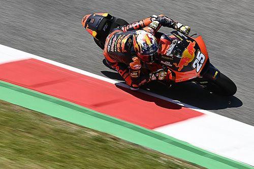 Moto2, Mugello: Fernandez inarrestabile conquista la pole