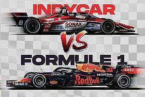 F1 vs. IndyCar: Wie is sneller, pk's, formats en meer vergeleken