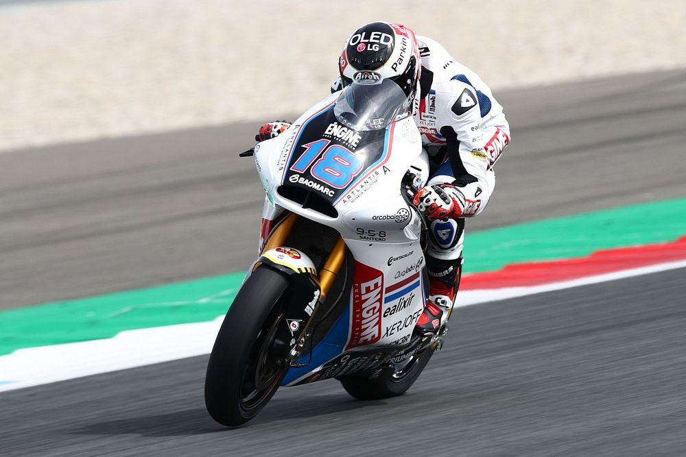 Gonzalez Berharap Bisa Balapan Moto2 Lagi