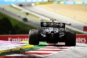 """Mercedes F1 explica por qué esa """"puerta de granero"""" como alerón"""