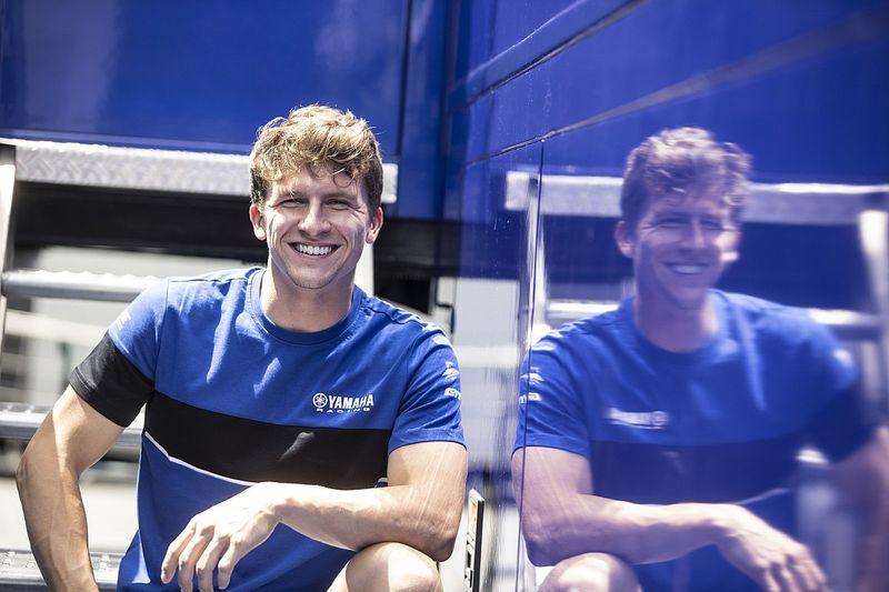 Gerloff sostituirà Morbidelli ad Assen sulla Yamaha Petronas