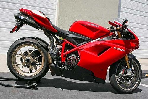 Tú también puedes conseguir esta Ducati 1098R homologada