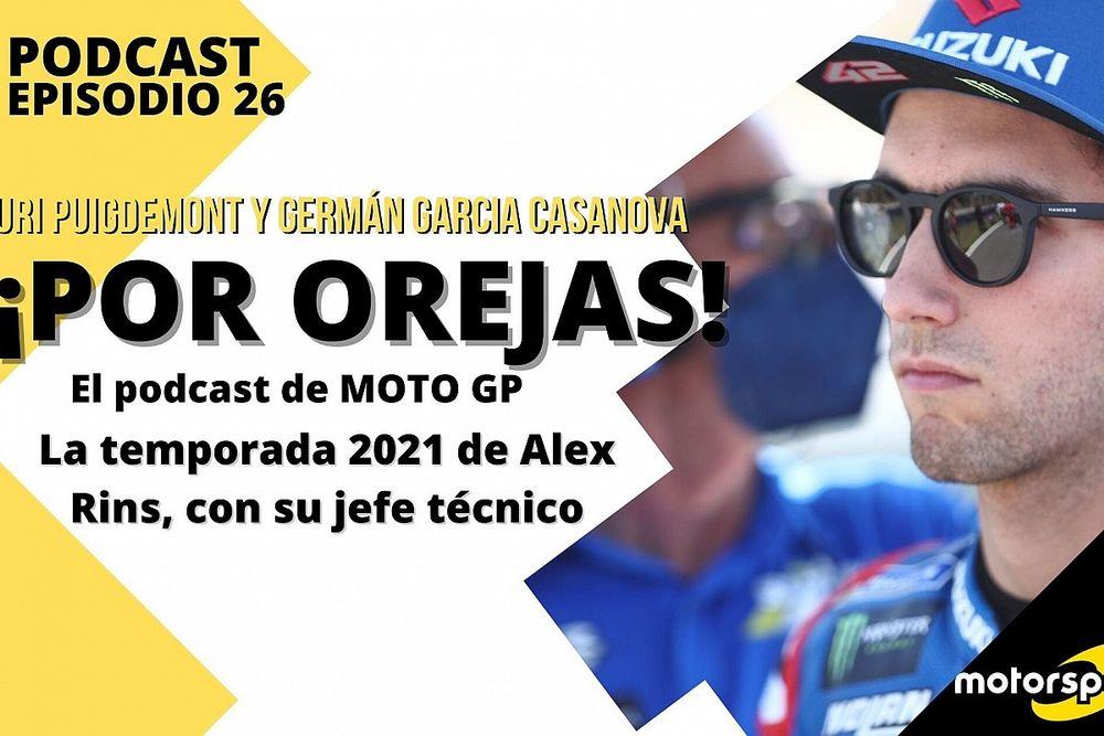 Podcast 'Por Orejas' – Analizamos la temporada de Rins junto a su jefe técnico