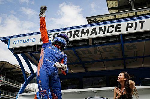 Dixon, pole para la Indy 500; Palou saldrá en segunda fila