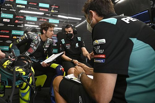"""Rossi getting """"genuine support"""" from Petronas SRT"""