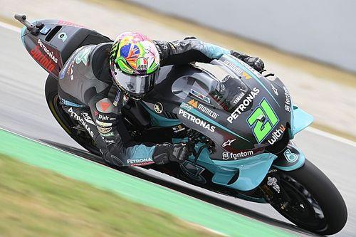 Morbidelli snelste in VT3, Rossi ten koste van Miller naar Q2