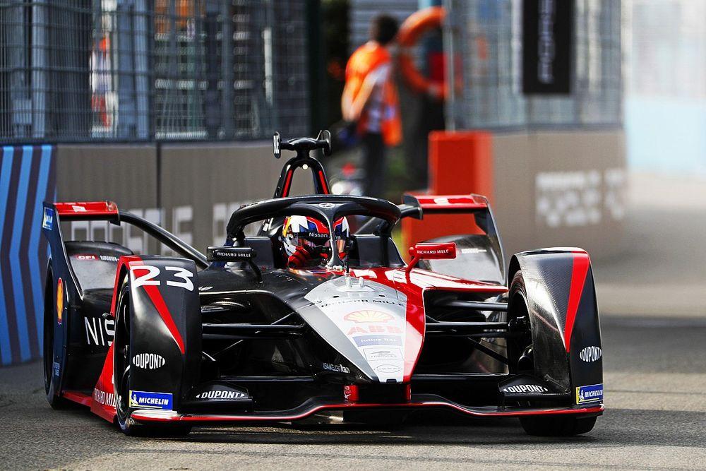 New York E-Prix: Buemi fastest in practice for Nissan