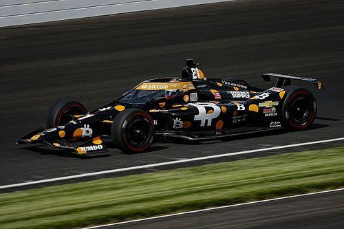 """VeeKay ziet voorste startrij als """"mooi streven"""" voor Indy 500"""