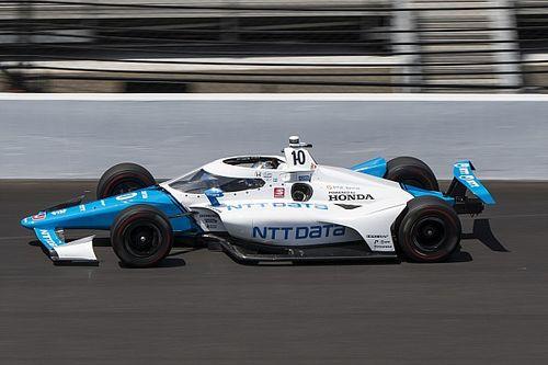 Indy500: Palou completó el Fast Friday con buenas sensaciones