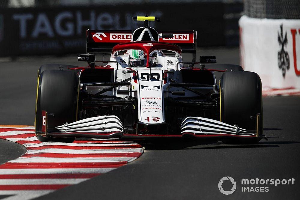 Giovinazzi n'a plus besoin de Räikkönen comme référence, selon Vasseur