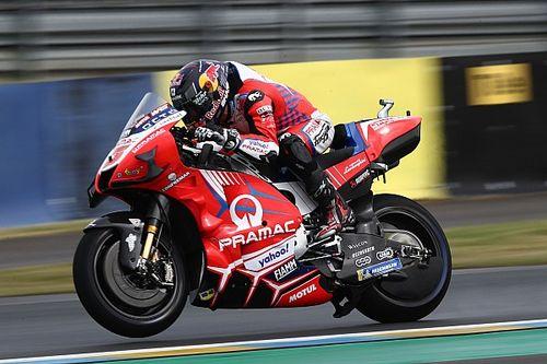 Pramac blijft Ducati de komende drie seizoenen trouw