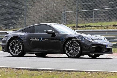 Ez a rejtélyes Porsche-prototípus lehet a 911 Sport Classic