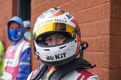 Calderón na testach IndyCar