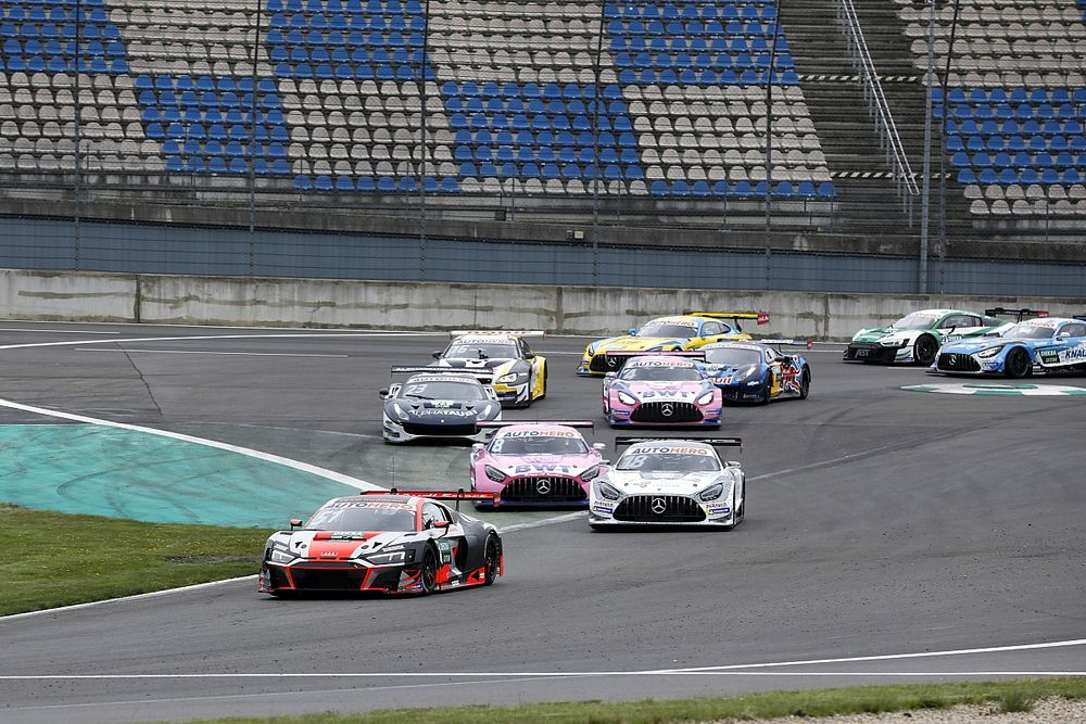 DTM set to use one Michelin tyre compound in first GT3 season