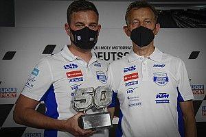 MotoGP retires late Dupasquier's race number from Moto3