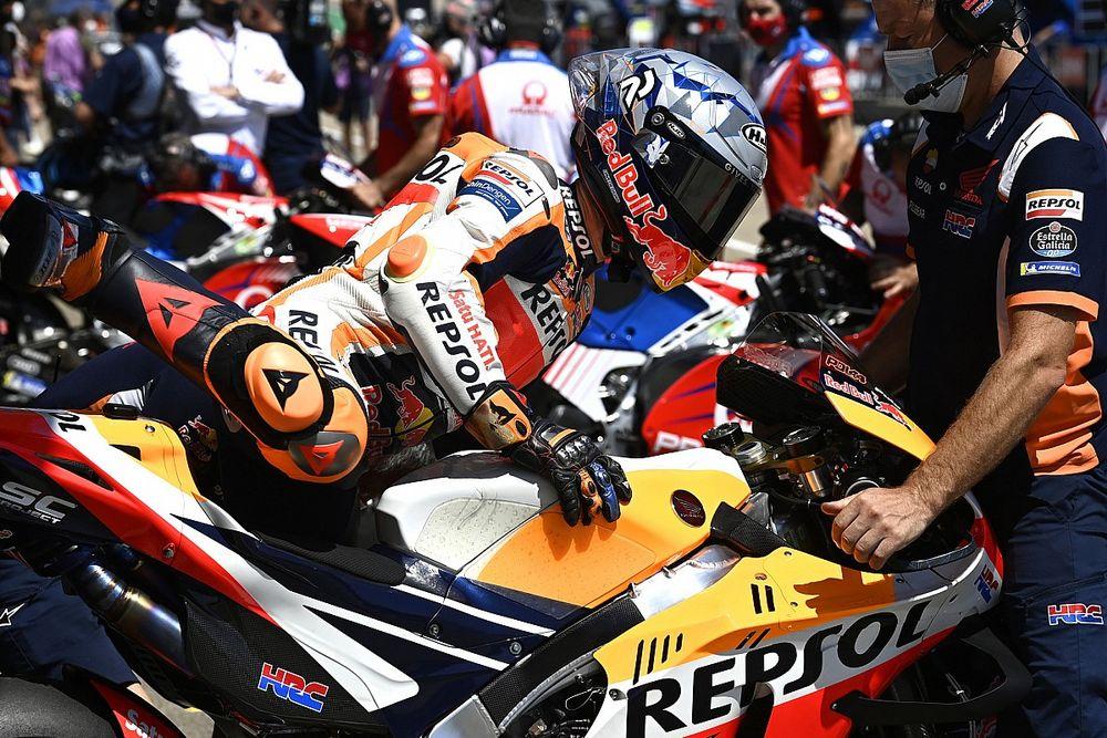 Honda на поуле: стартовая решетка Гран При Великобритании