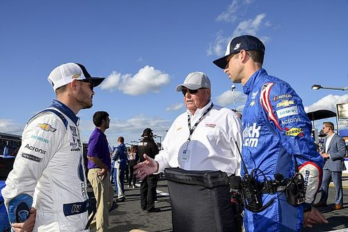 Rick Hendrick's 'amazing empire' may just be getting started