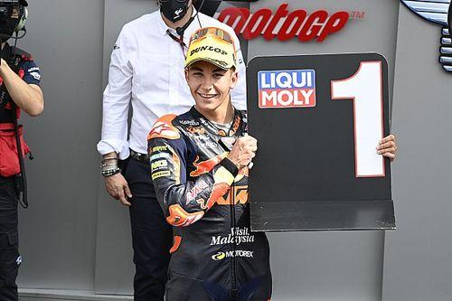 Moto2 Assen sıralama turları: Raul Fernandez, bu sezonki 4. pole pozisyonunu kazandı