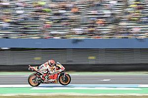 Márquez sent que Honda est sur la bonne voie avec son nouveau châssis