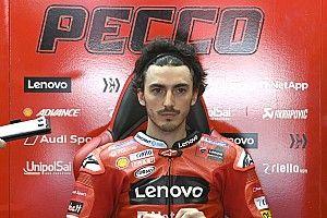 Bagnaia: MotoGP Seharusnya Tak Gelar Balapan