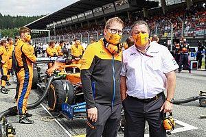 Brown: az F1 nem dőlhet hátra, hiszen a fertőzöttek száma ismét emelkedik